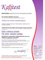 ISO 10002:2004<br />TS ISO 1002:2006