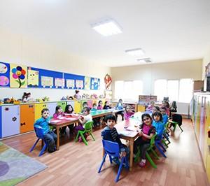 مباني المدارس و الروضات