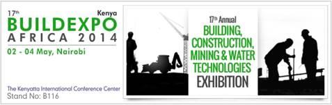 بناء 17 اكسبو أفريقيا 2014